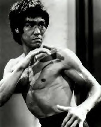 Bruce Lee Height - 5'8""