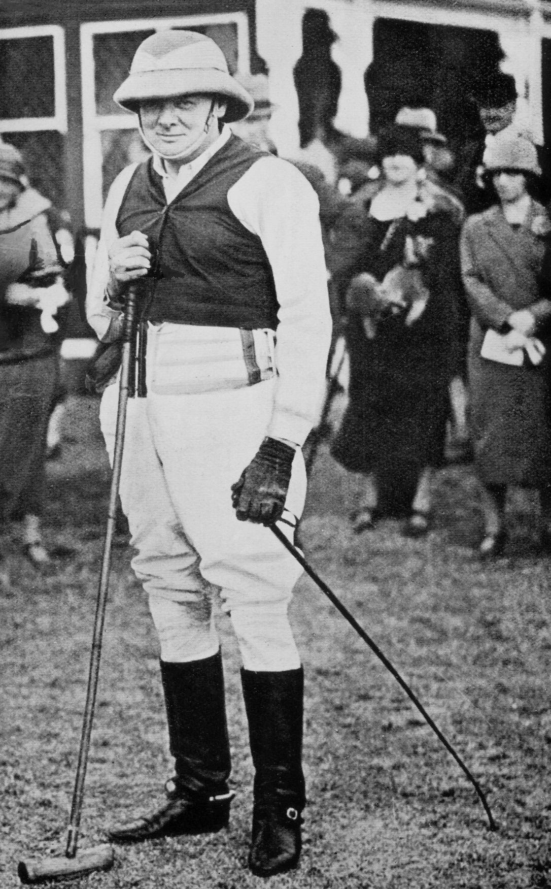 Winston Churchill Man Of Style