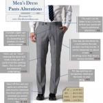 Men's Dress Pants Alterations