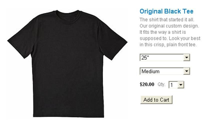 Shortees T-Shirt
