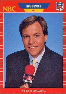 Bob Costas Heigh - 5'7""