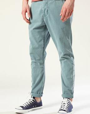 Rolled Chinos