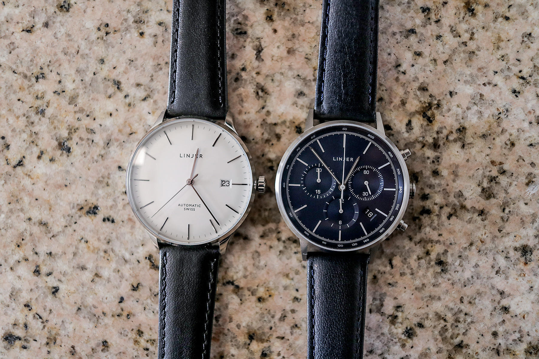 Automatic vs quartz watch