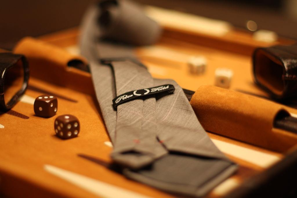 Peter Field Custom Ties