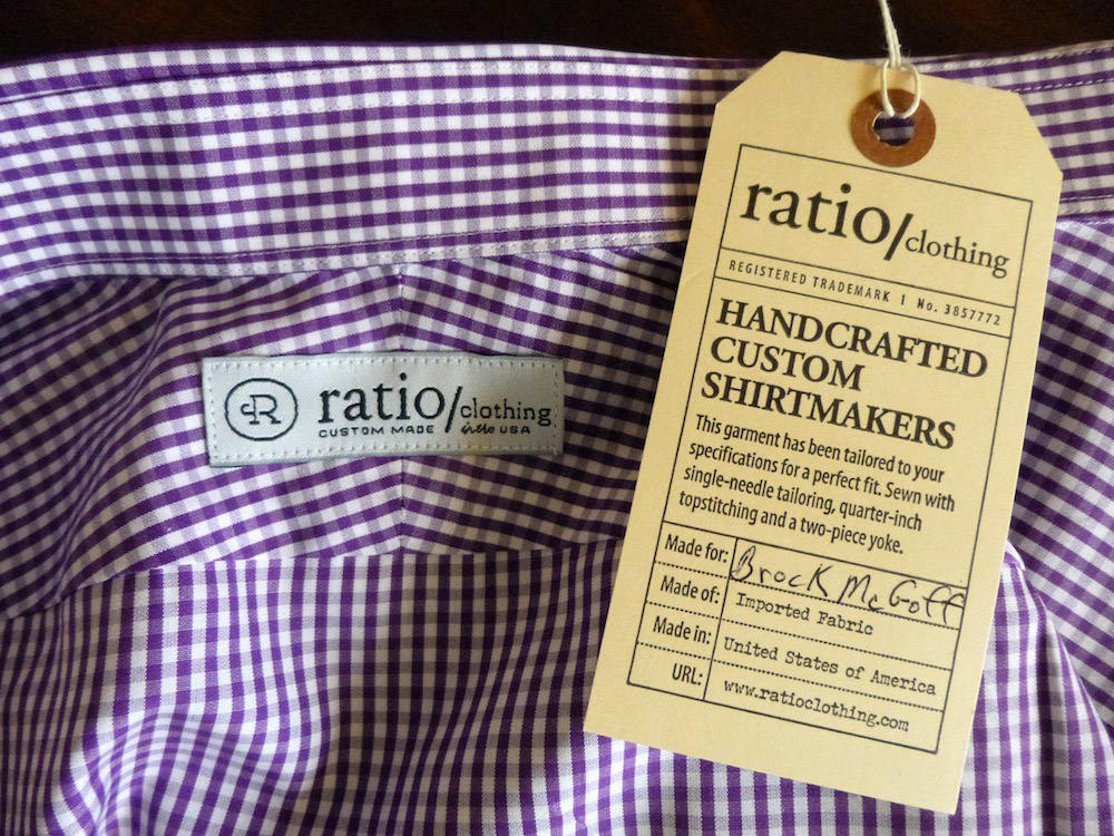 Ratio Clothing Dress Shirt Review