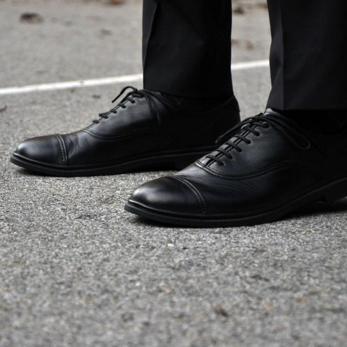 dress shoes for big guys