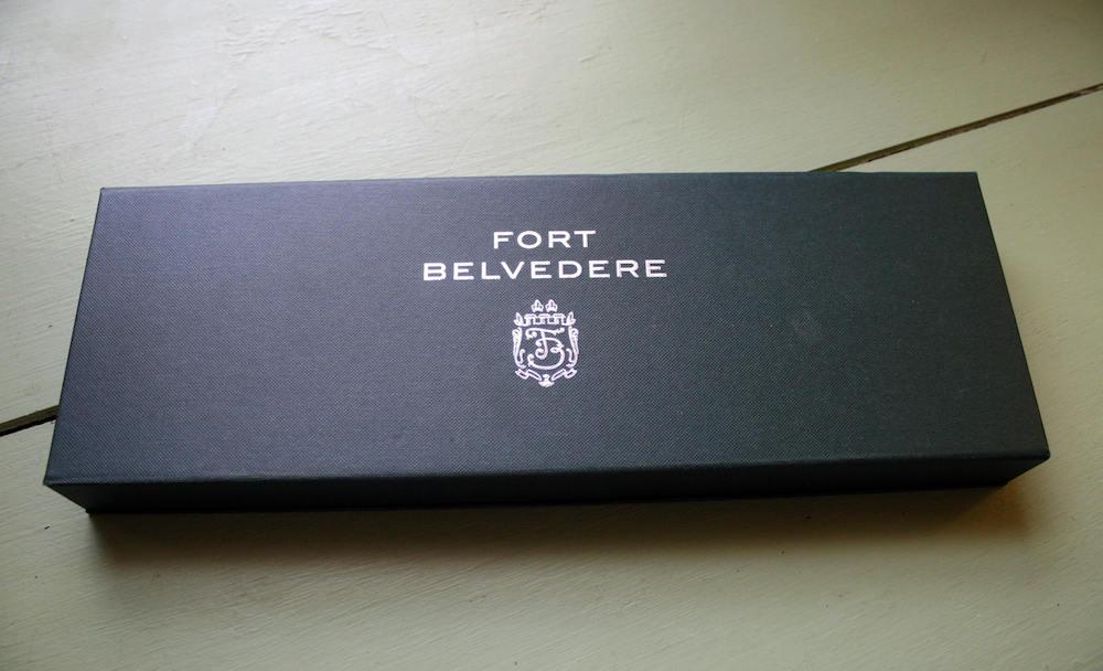 Fort Belvedere Box