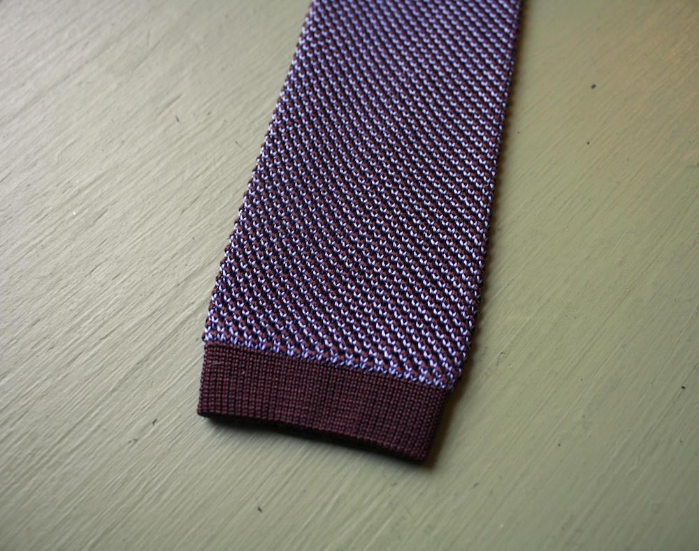 Gentlemens Gazette Knit Tie