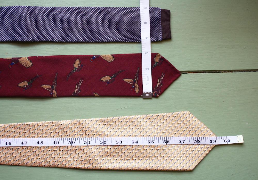 Short Neckties
