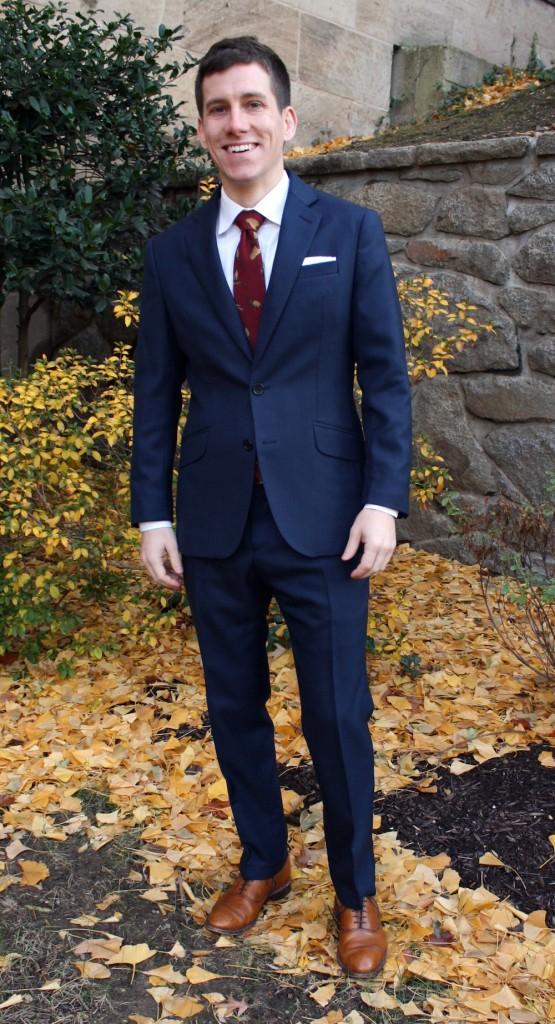 Gentlemens Gazette Tie