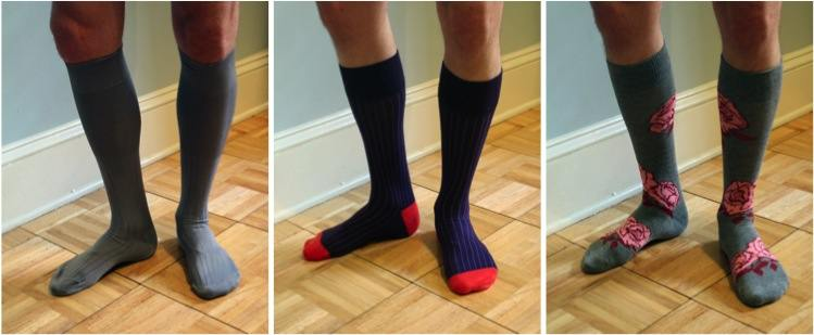Socks for small feet