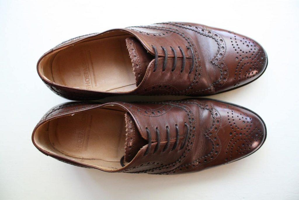 Shoe Passion birds eye view