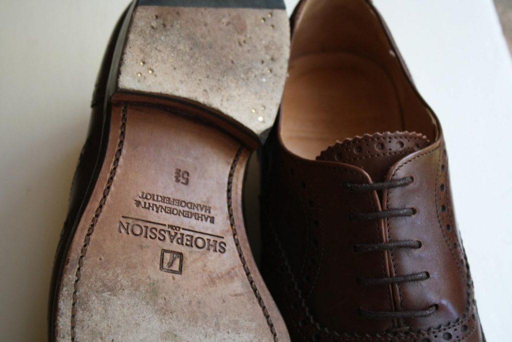 Shoe Passion Close up