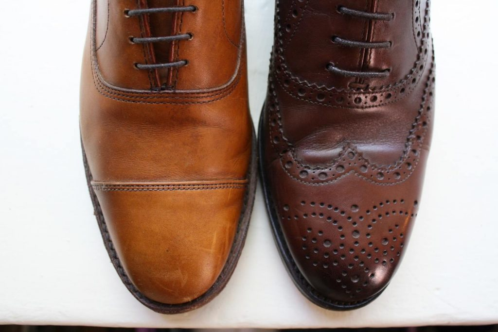 Shoe Passion AE comparison 1