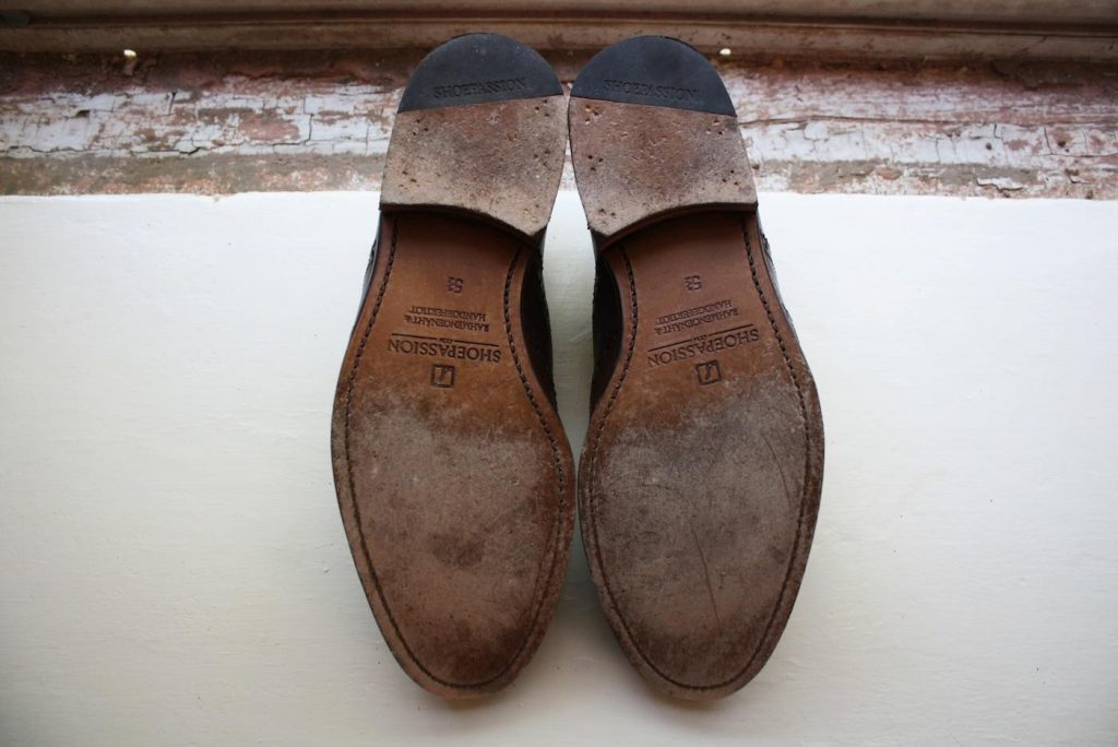 Shoe Passion Soles birds eye