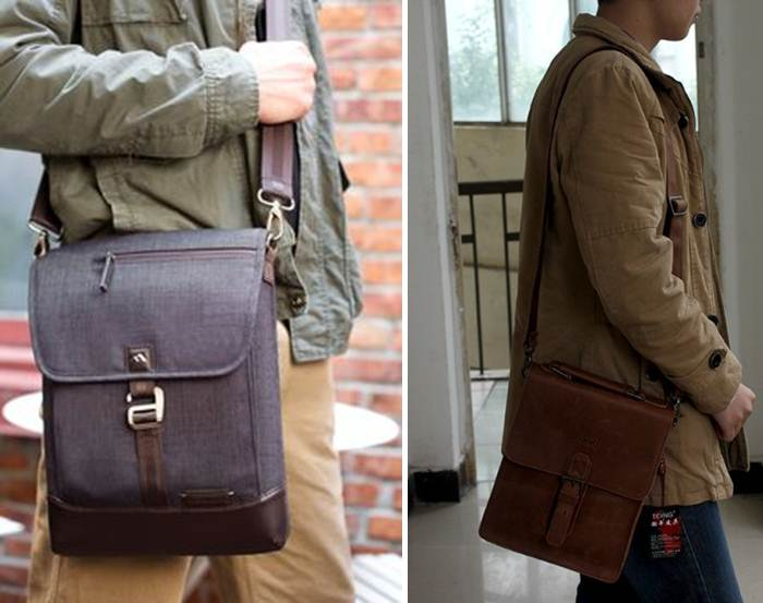 Best Small Men's Bags For Short Men