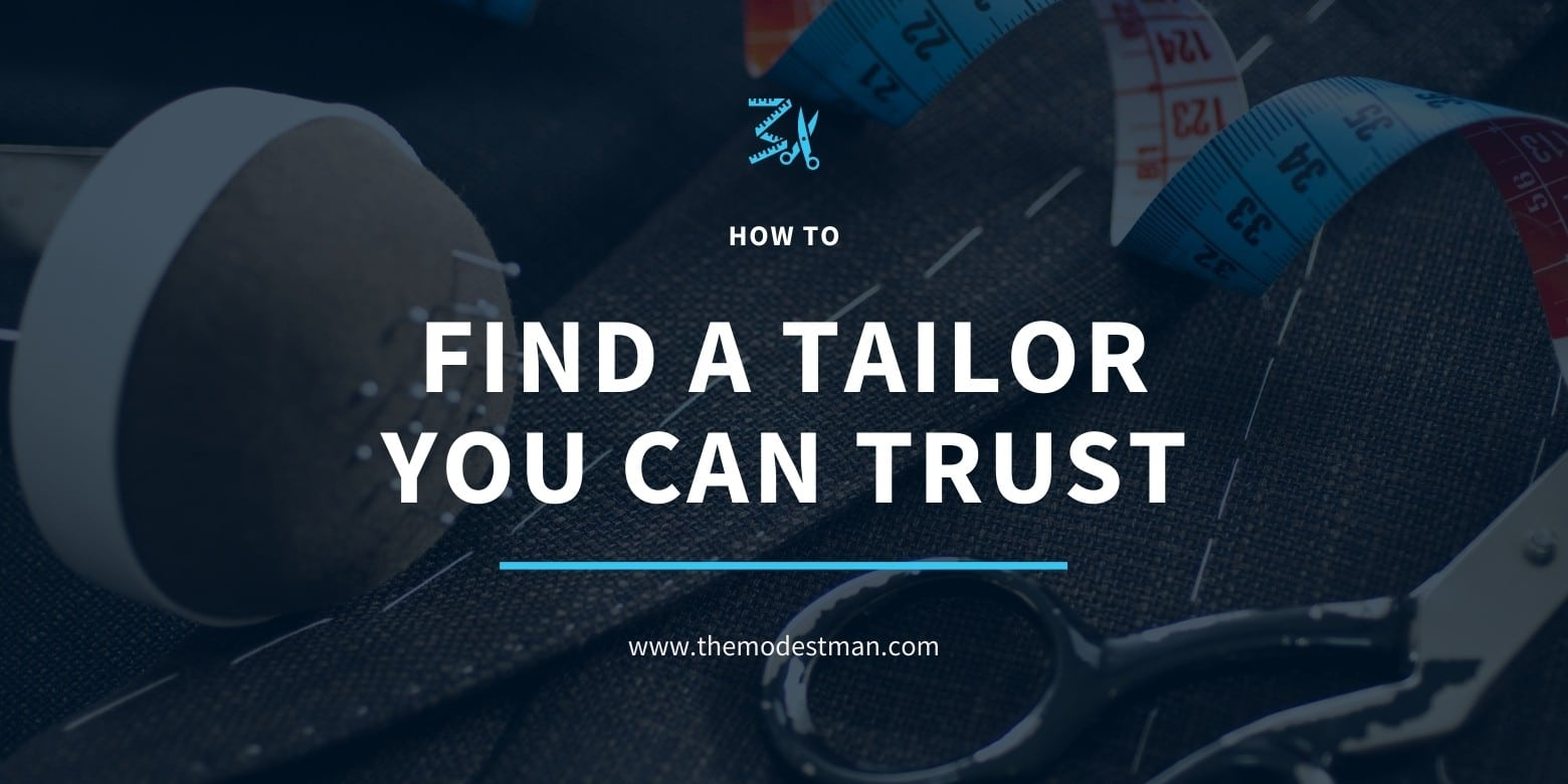 How to find a tailor