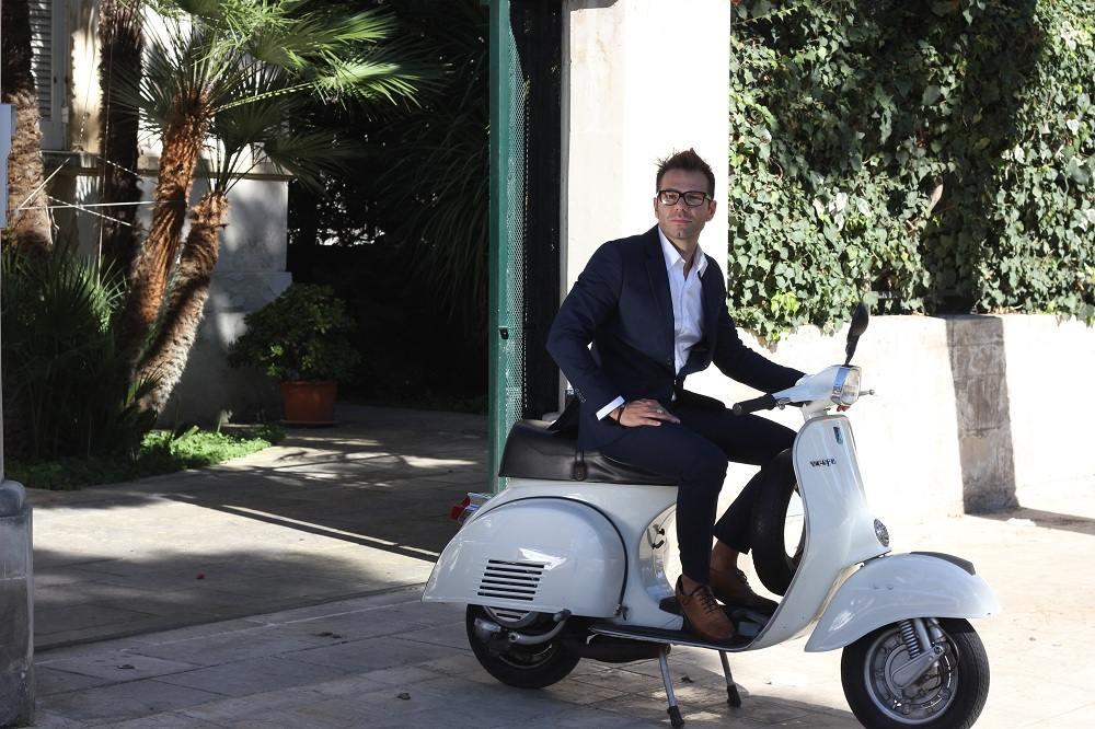 Guidomaggi CEO Emanuele Briganti