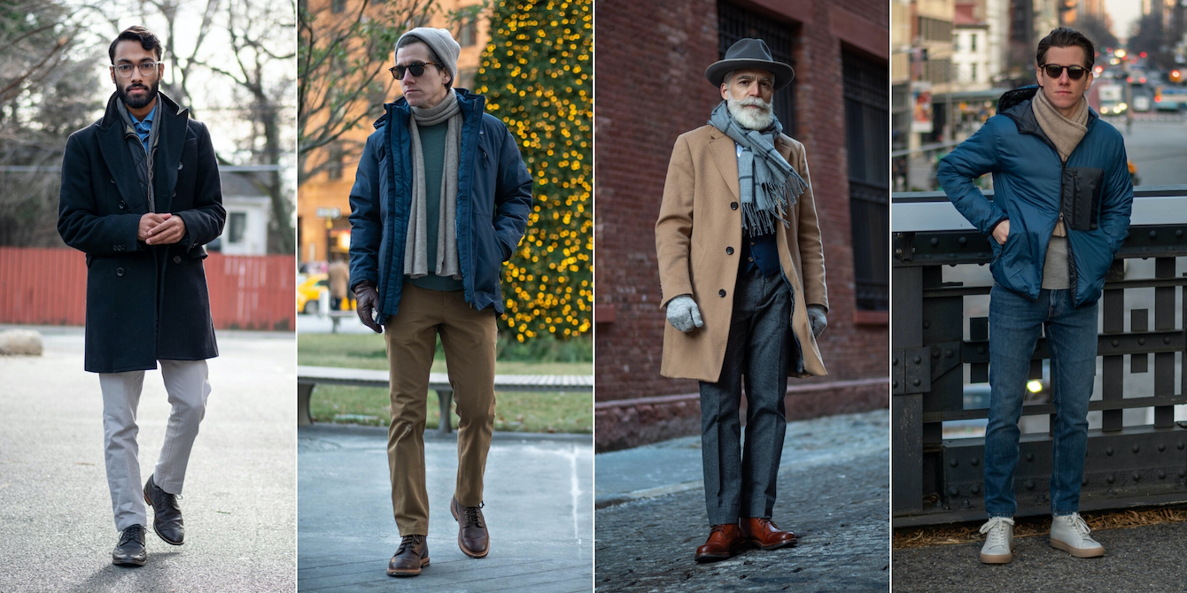 Outerwear for short men