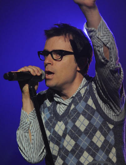 Rivers Cuomo Height - 5'6""