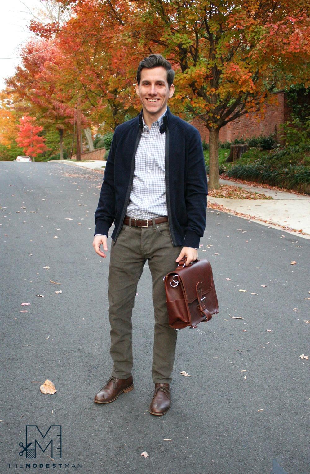 Saddleback Leather Satchel Review