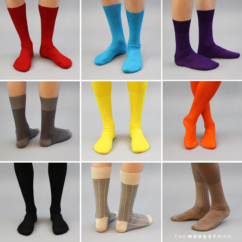 Small men's socks