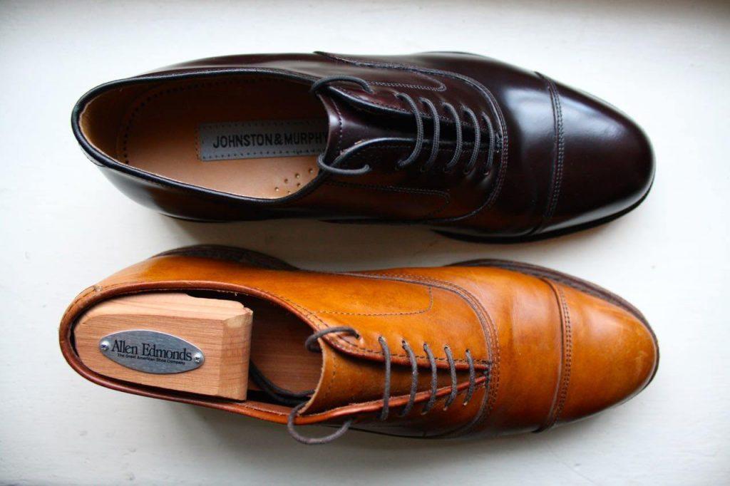 Allen Edmonds Vs Johnston And Murphy Mens Dress Sandals