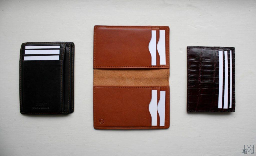 Minimalist Wallets