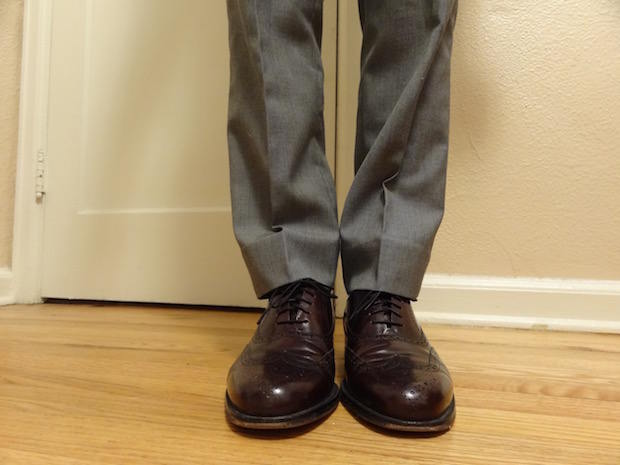 Hem Dress Pants 11
