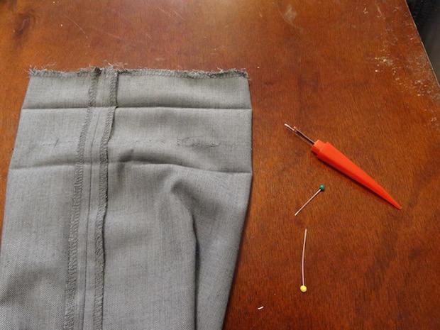 Hem Dress Pants 5