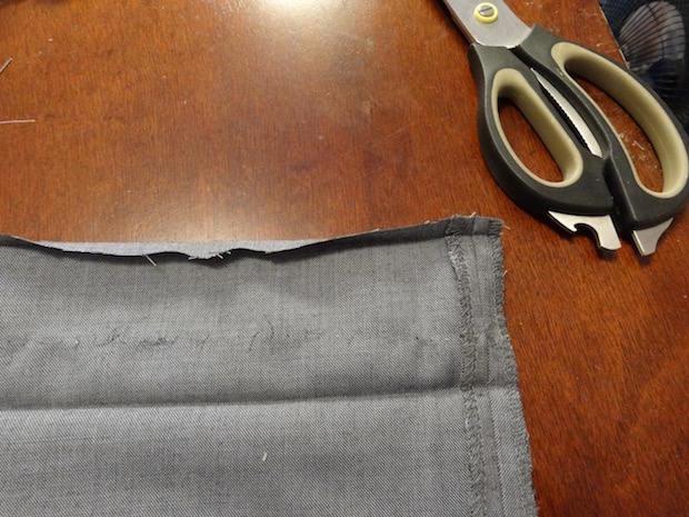 Hem Dress Pants 7