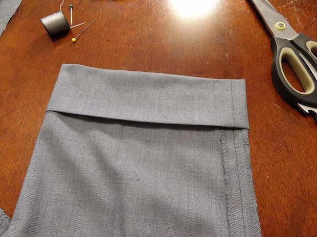 Hem Dress Pants 8