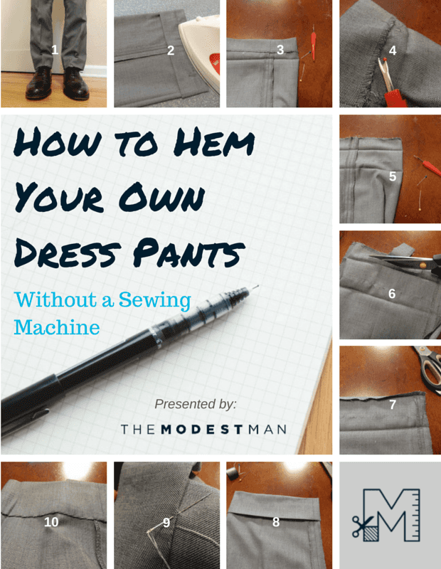 how to sew clothes without a sewing machine