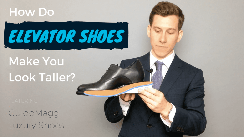 How do elevator shoes work?