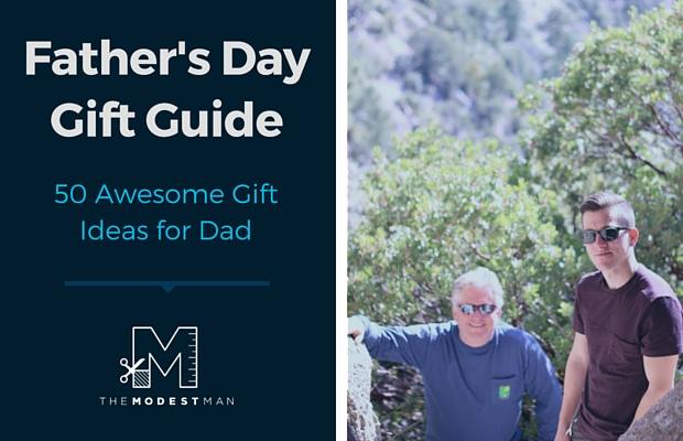 Father's Day Gift Ideas (Updated for 2016)