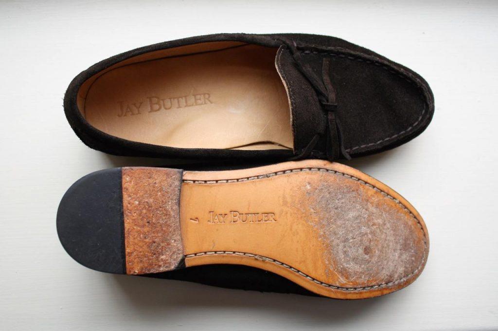Jay Butler Shipley Tie Loafers 2