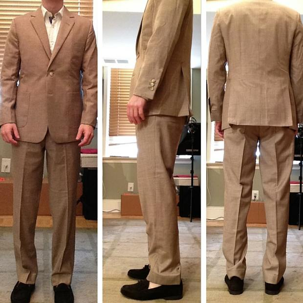 Tailor4Less suit fit pics