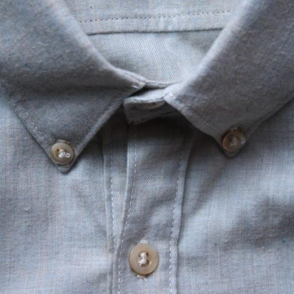 Button-down-collar ft