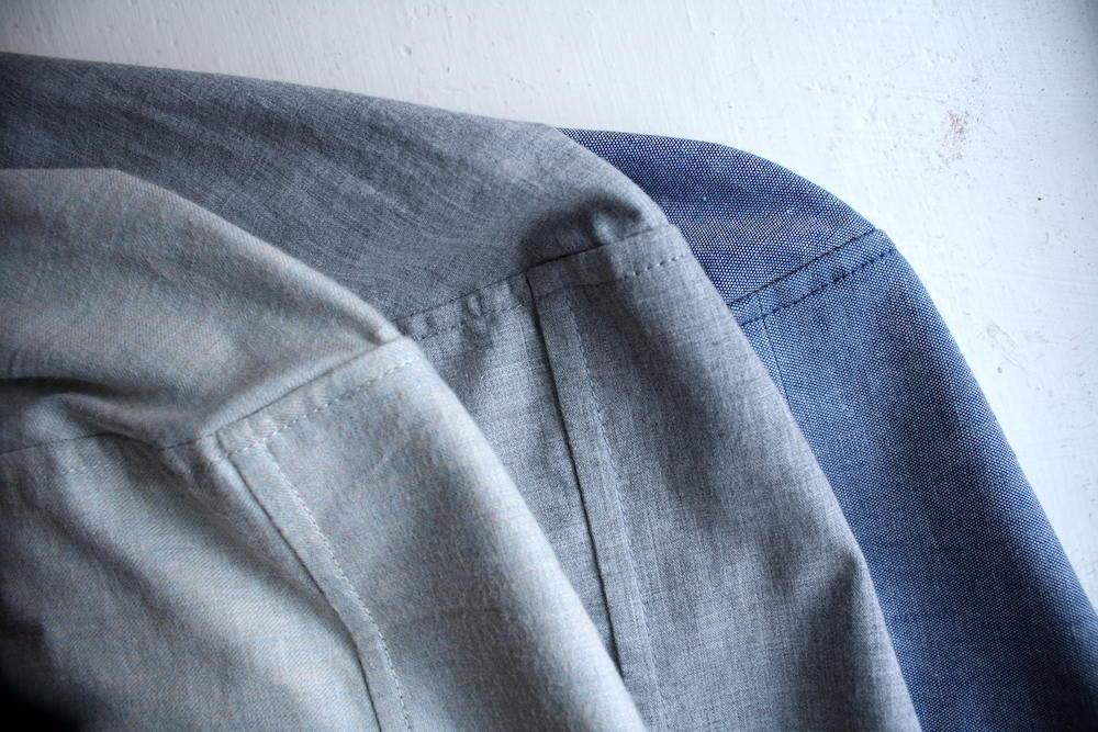 TMM shirt fabrics