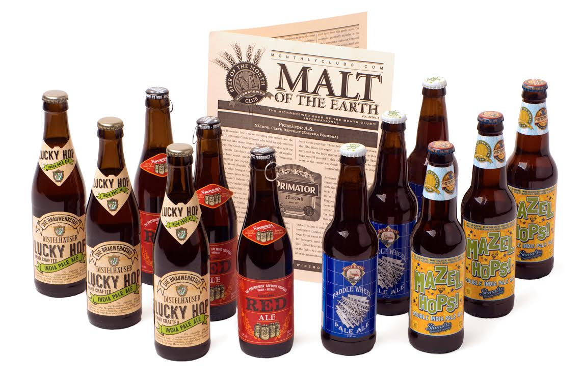 2016 holiday gift guide for men for Craft of the month club