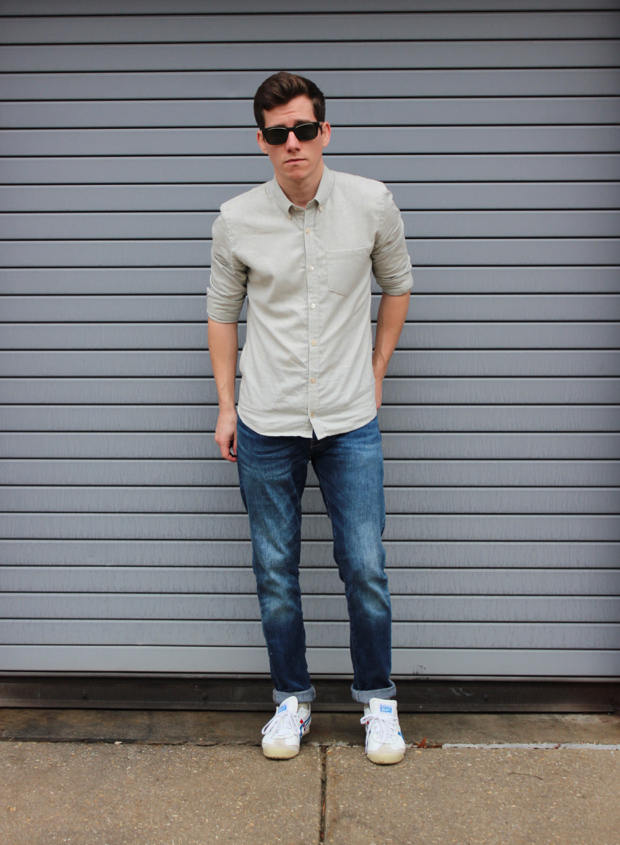Simple Casual Outfit for Men