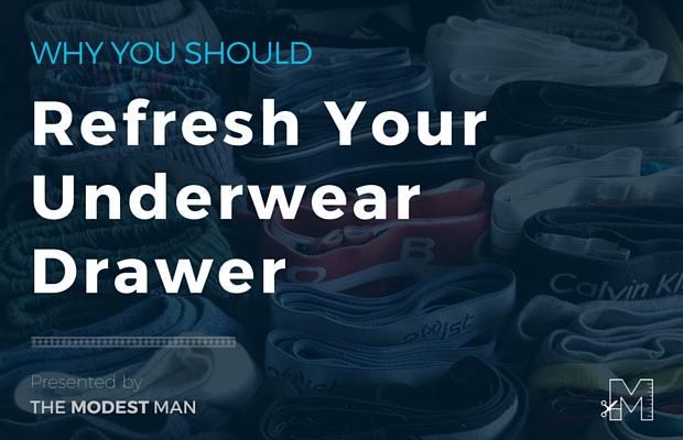Refresh Your Underwear