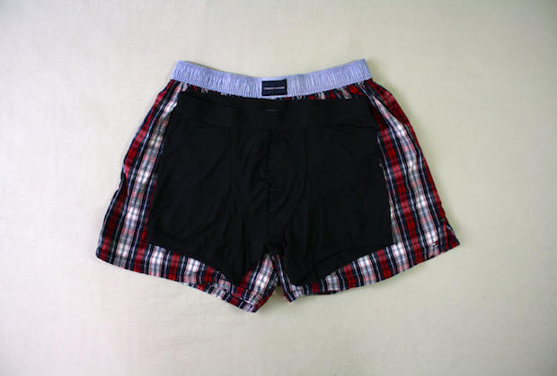 Tani trunks vs Tommy Hilfiger boxers