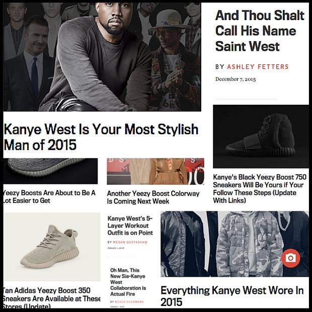GQ loves Kanye West
