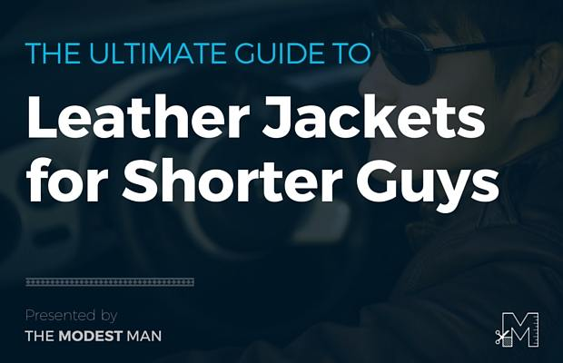 Leather Jackets for Short Men