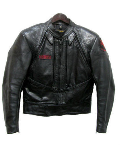 Short leather jackets for men