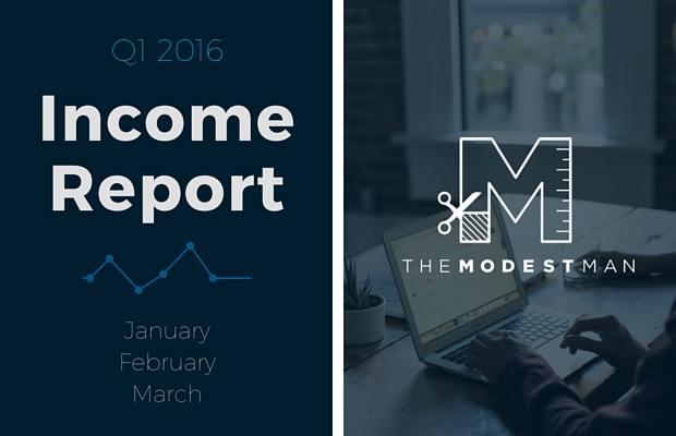 Q1 2016 Income Report