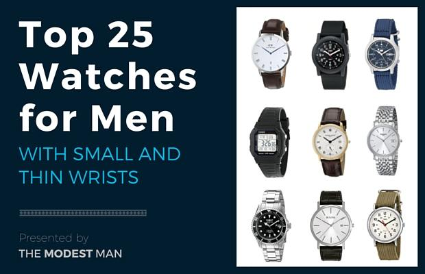 Small mens watches
