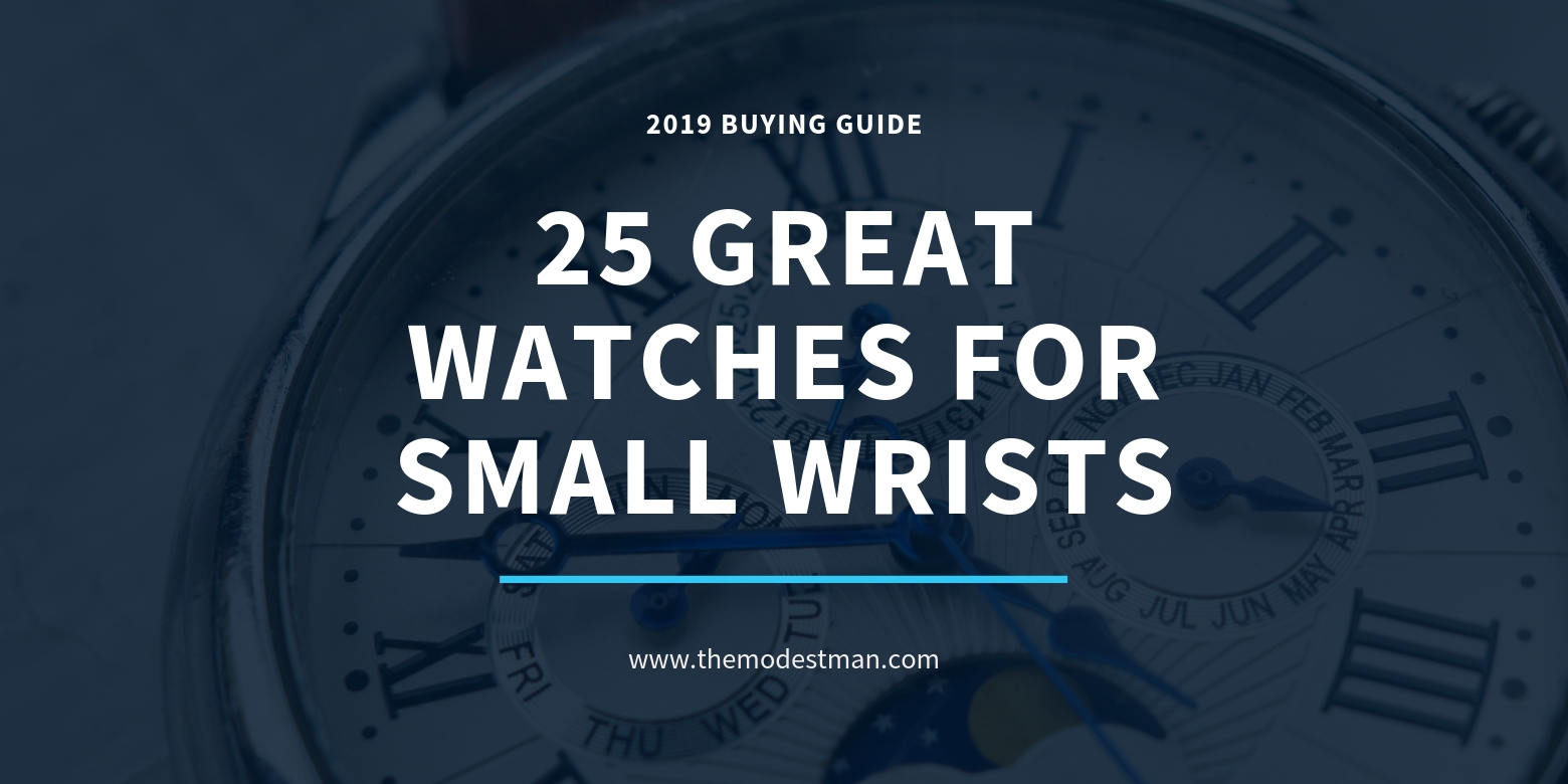Watches for small wrists