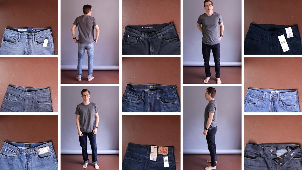 Best slim fit jeans for men